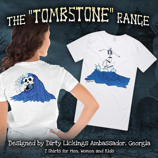 """New Dirty Lickings """"Tombstone"""" Range By Georgia Owens"""